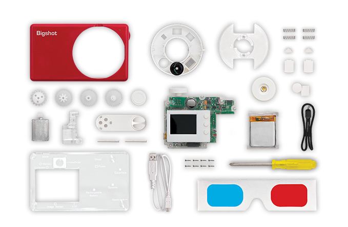 Digital Camera parts and pieces