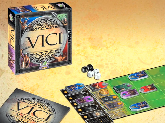 Vici: Board Game