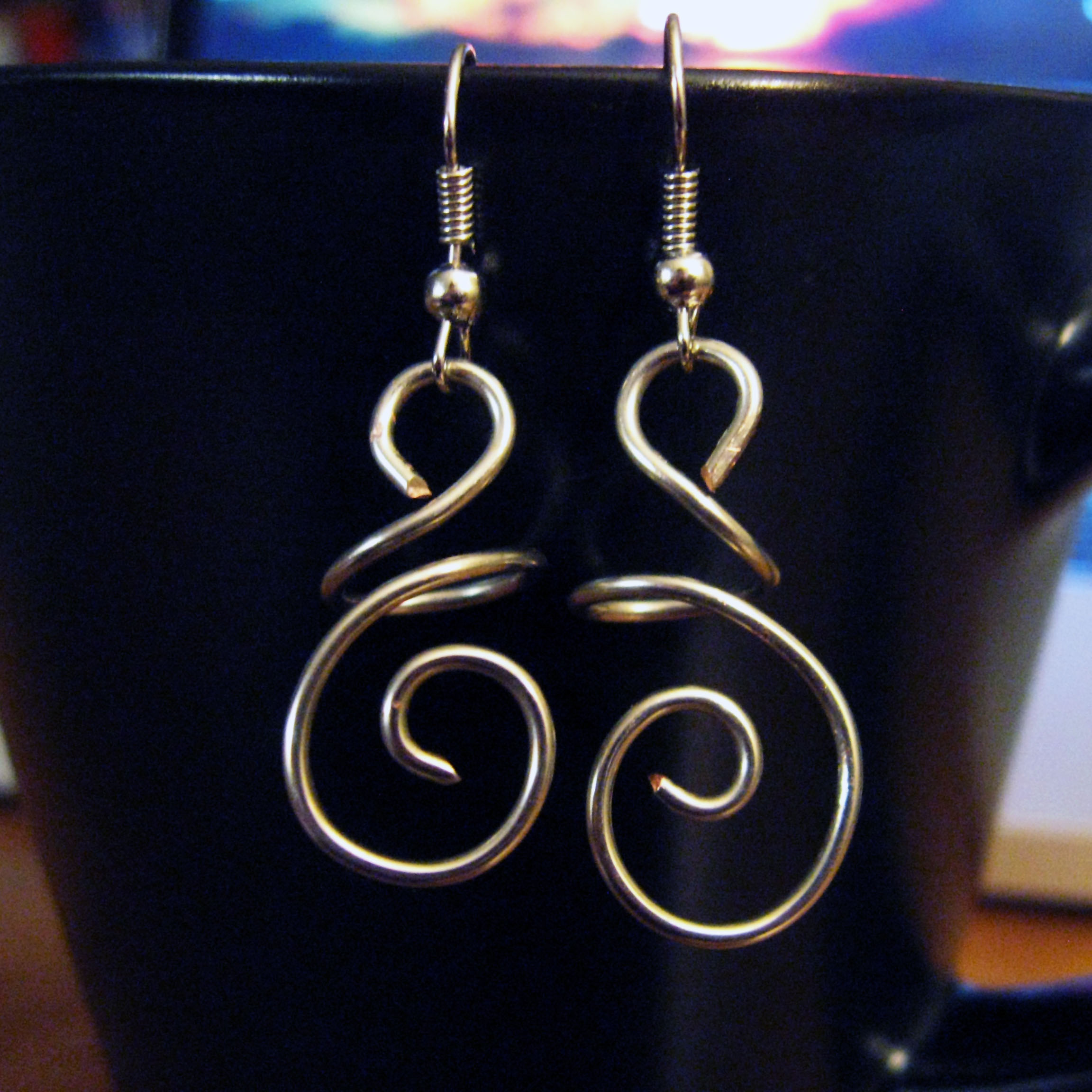 how to make earring wires